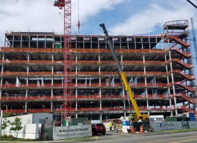 Kennedy Hospital Expansion